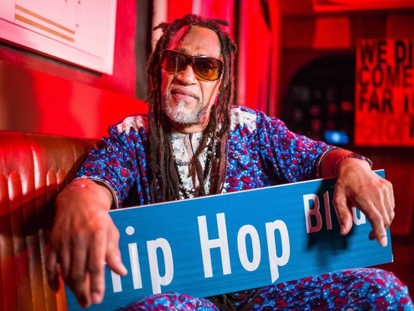 DJ Kool Herc - Hip Hop Culture
