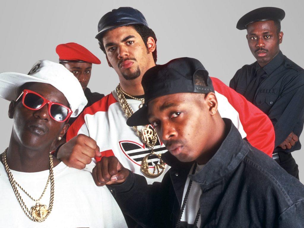 Public Enemy - Hip Hop Culture
