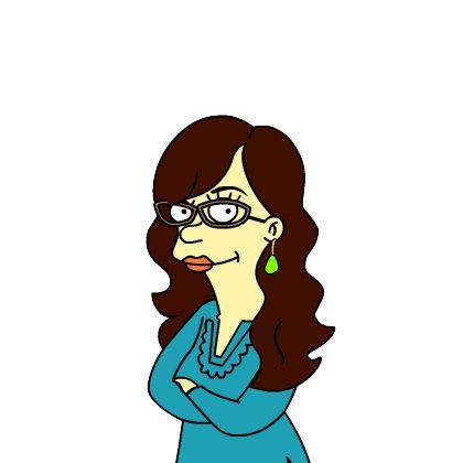 """Stacy: """"Eat my gourmet weed brownies, man""""."""
