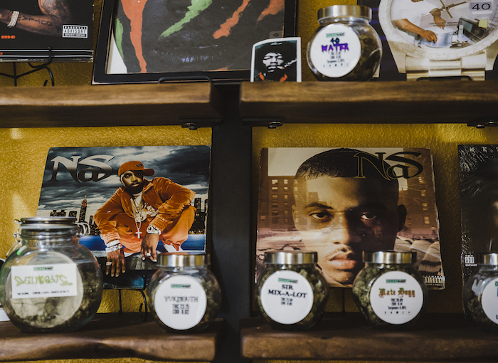 Green Muse Hip Hop Dispensary - Black-Owned in Portland