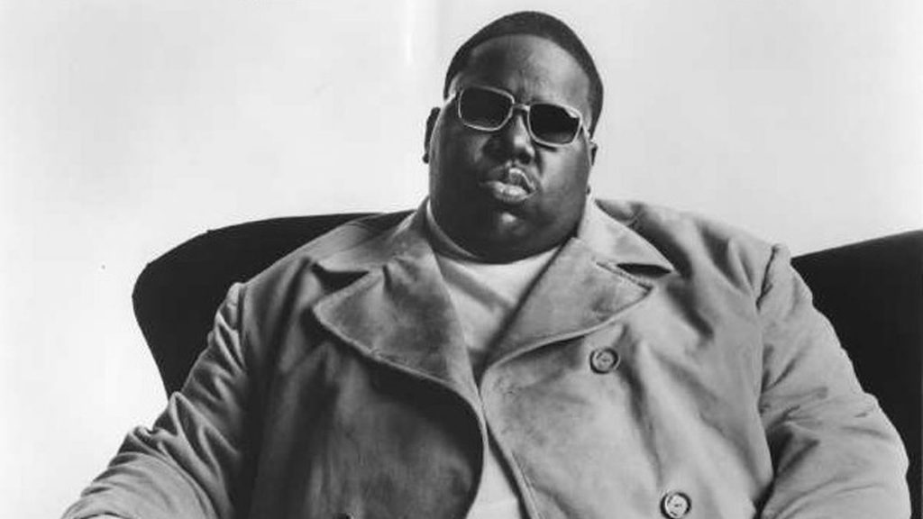 top 5 rappers of all time - The Notorious B.I.G