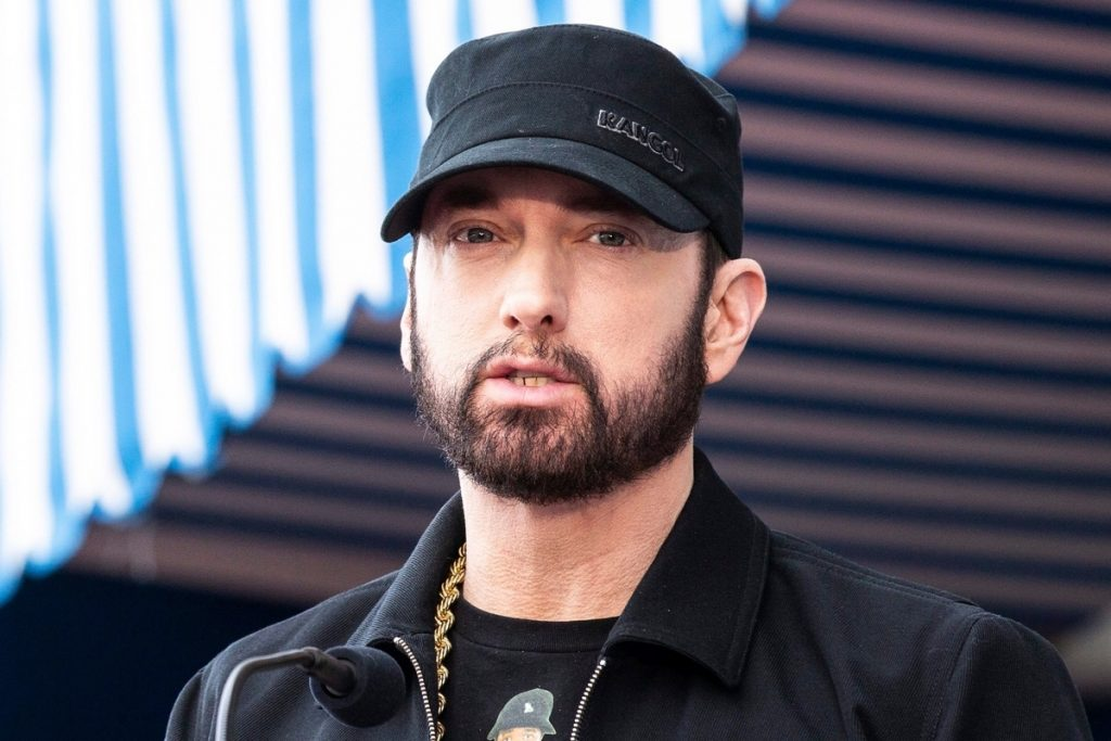 Who is the greatest Rapper of all time - Its Eminem