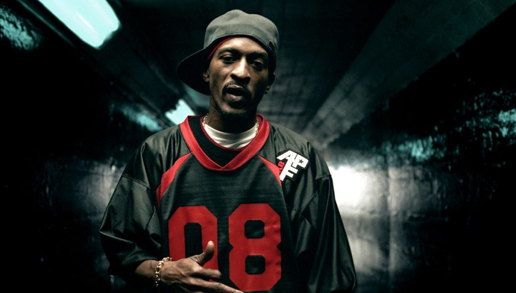 best 5 rappers of all time - Rakim