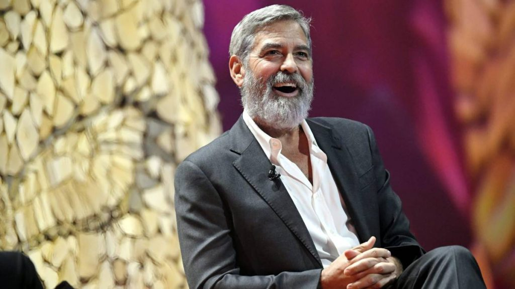 George Clooney is renowned for his box office sensations such as Thin Red Line, Out of Sight, Three Kings, Money Monster, and Ocean's Eleven.