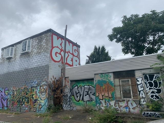 Graffiti Showcase Hip Hop Culture