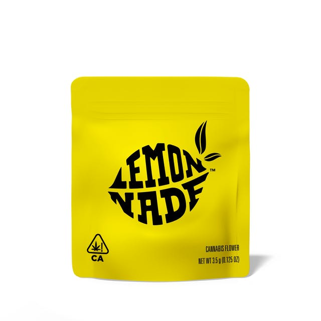 LEMONNADE, the sister brand to COOKIES as mentioned, is the maximum form of the grower's artwork.