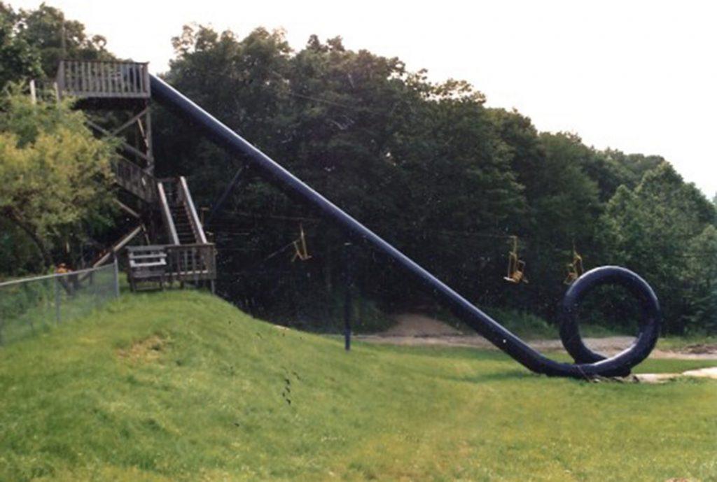 Dangerous Slides of Class Action Park