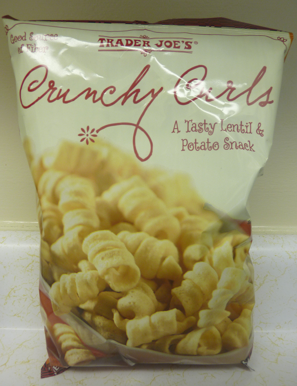 Crunchy Curls | Vegan Snacks By Joe