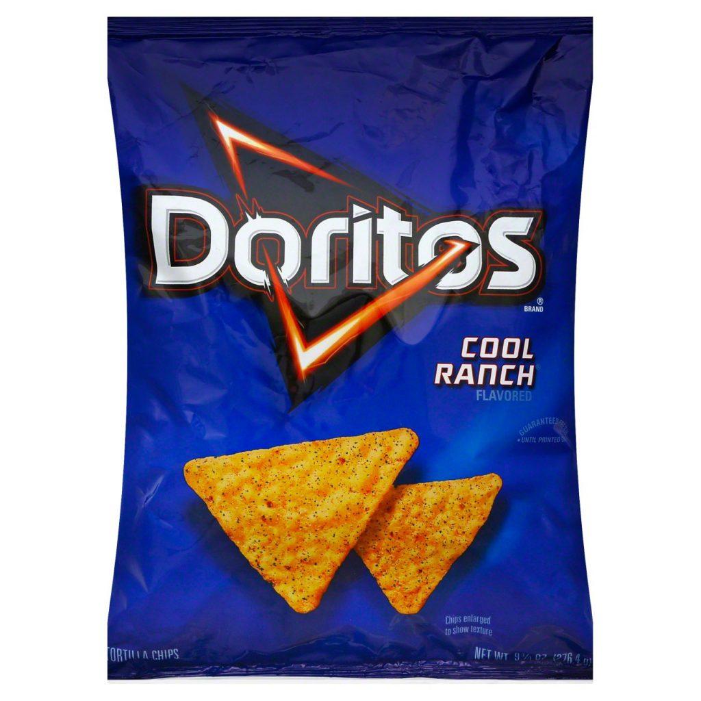 Cool Ranch | Best Doritos Flavor