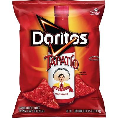 Tapatio | Top Dorito Flavors