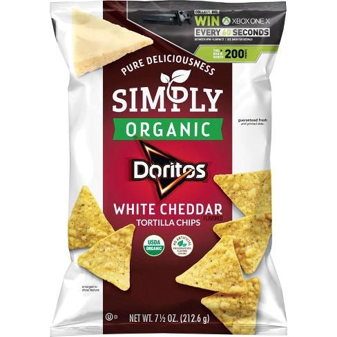 Dorito Flavors Ranked | White Cheddar