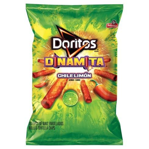 Dinamita Chile Límon | Dorito Flavors