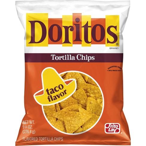 Dorito Flavors | FLAMAS