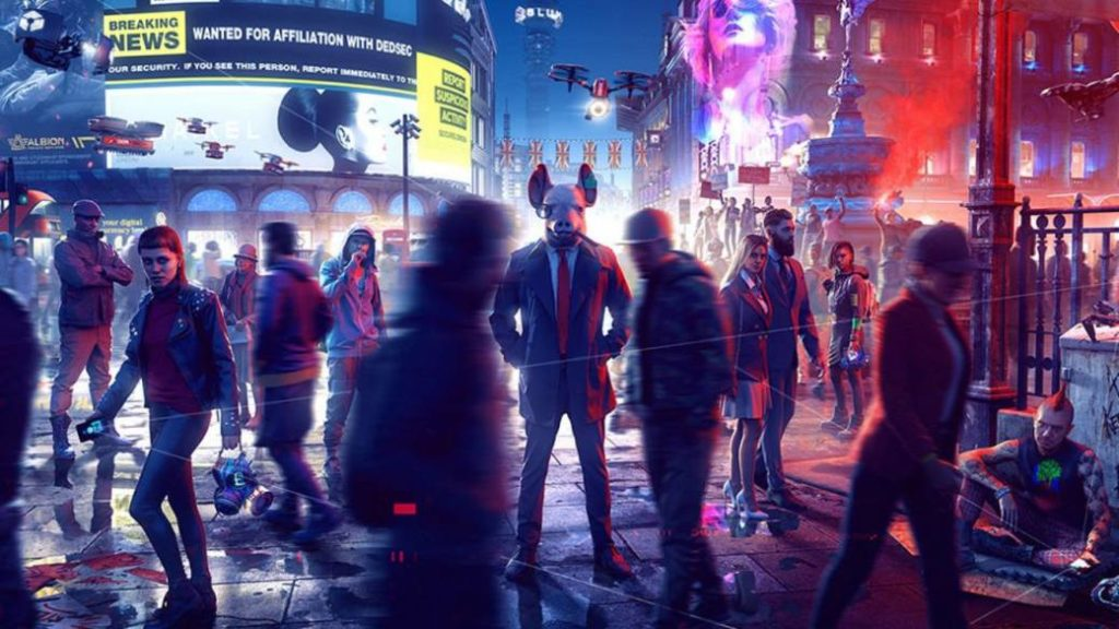 PS4 Games   Watch Dogs: Legion