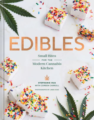 Edibles Cookbook Gift   Christmas Gifts for Stoner Girlfriend