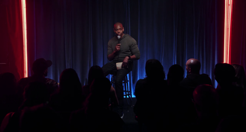 Dave Chappelle's 'Unforgiven' Full Video Review