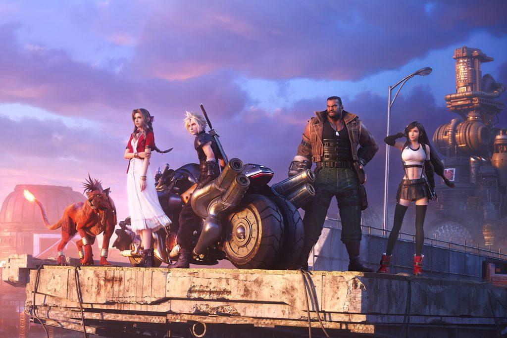 Final Fantasy VII Remake   Best PS4 Game 2020