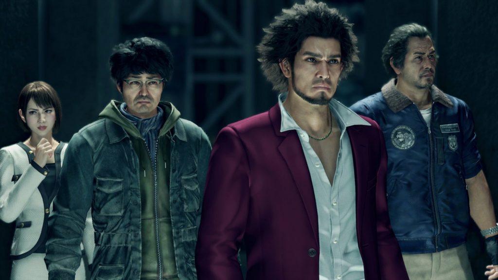 Yakuza: Like A Dragon   PS4 Game 2020