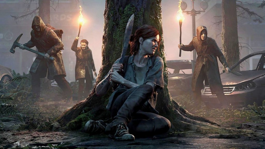 The Last of Us Part II   Top PS4 Games of 2020