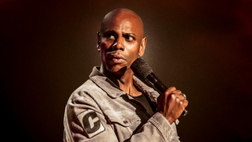 Comedian Dave Chappelle - Redemption Song