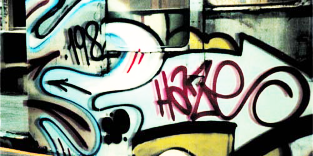 HAZE | 25 Greatest NYC Graffiti Artists of the 1980s