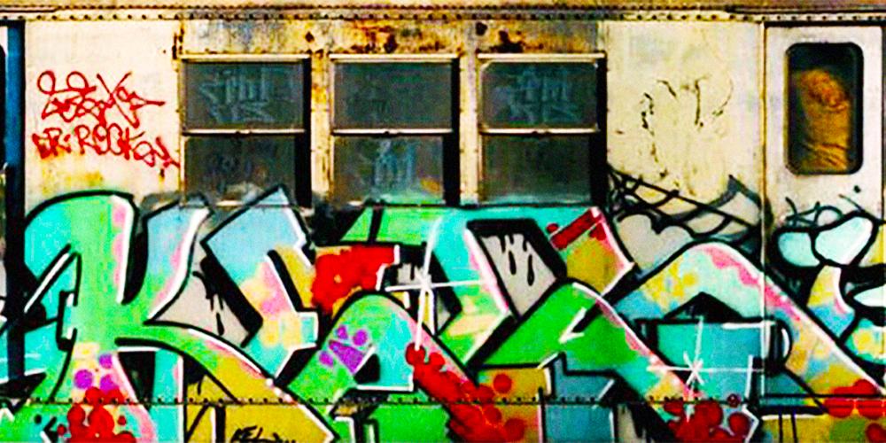 KEL 139 | 25 Greatest NYC Graffiti Artists of the 1980s