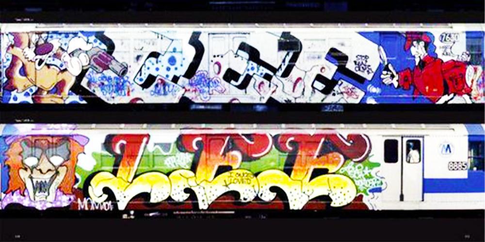 LEE | 25 Greatest NYC Graffiti Artists 1980s