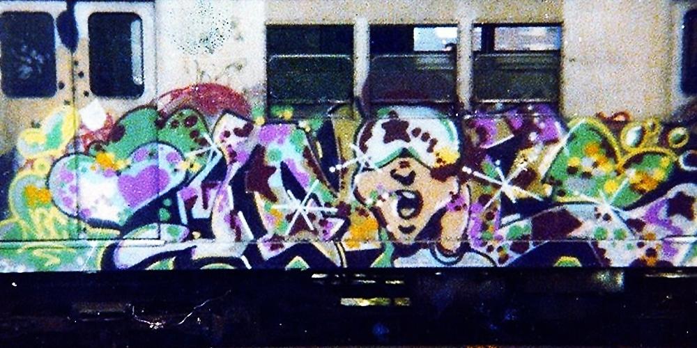 NOC 167 | 25 Greatest NYC Graffiti Artists 1980s