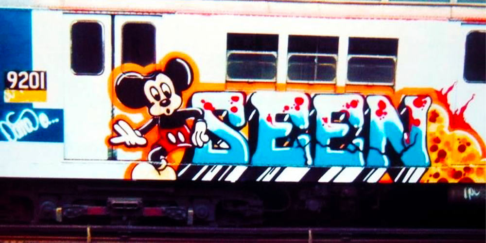 SEEN | 25 Greatest NYC Graffiti Artists of the 1980s