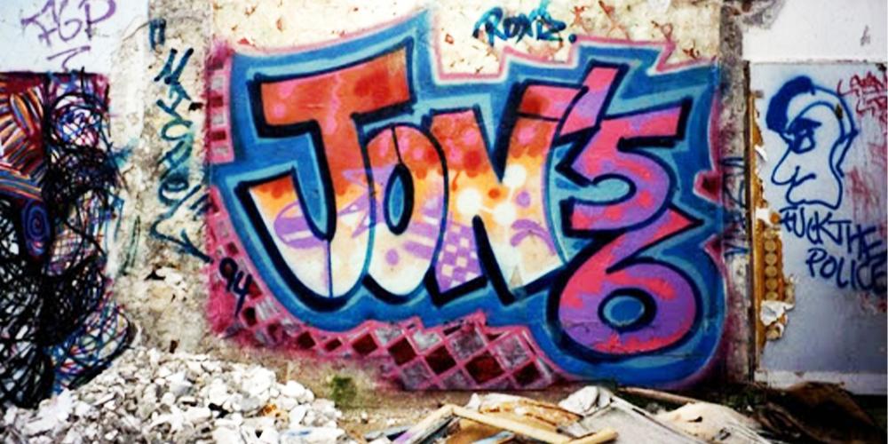 Jon 156 | 25 Greatest NYC Graffiti Artists of the 1980s