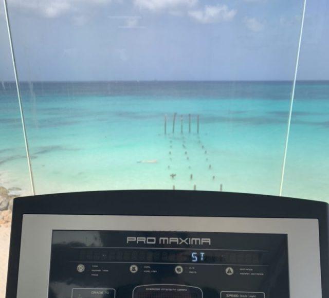 Aruba Gym View