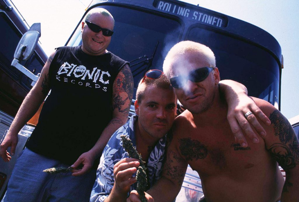 Sublime smoke 2 joints