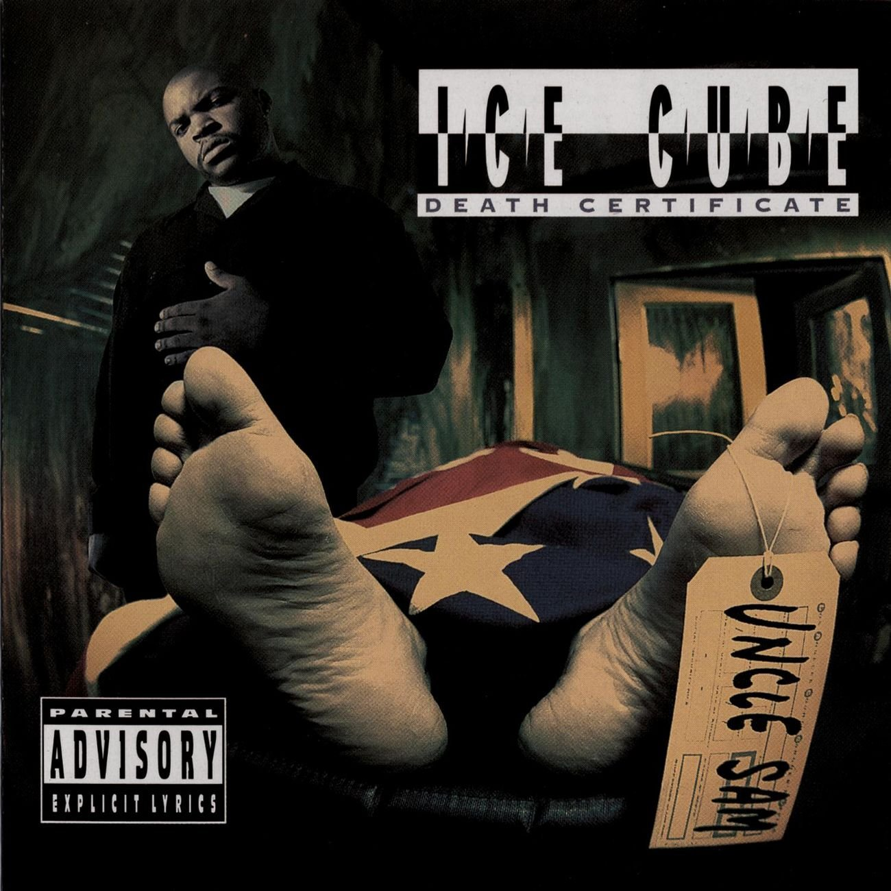Ice Cube Death Certificate 30 year anniversary