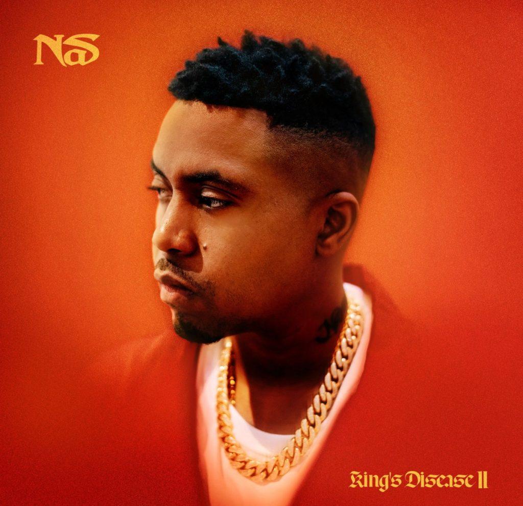 King's Disease II Cover Nas