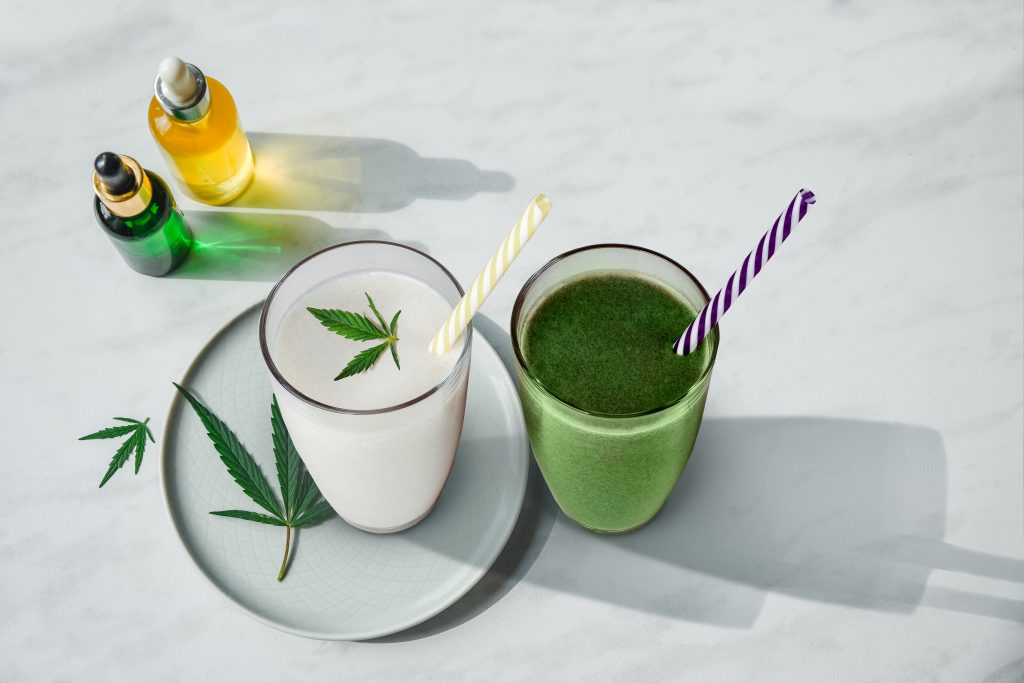 CBD Energy Drinks