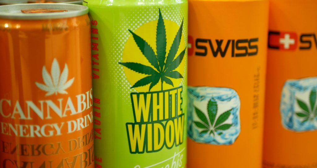 cannabis energy drinks