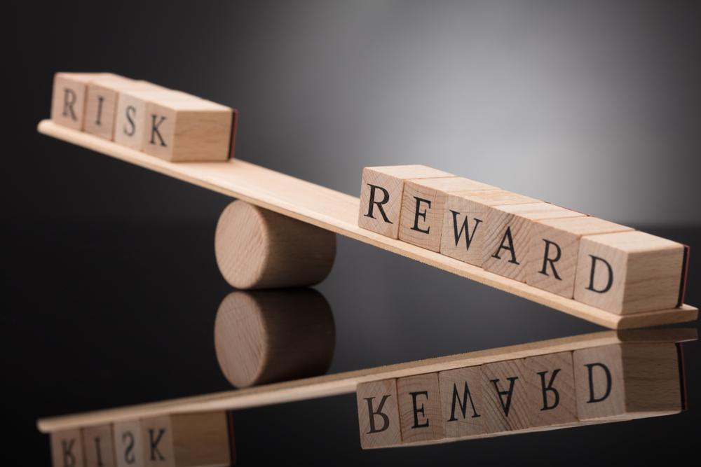 risk and reward crypto